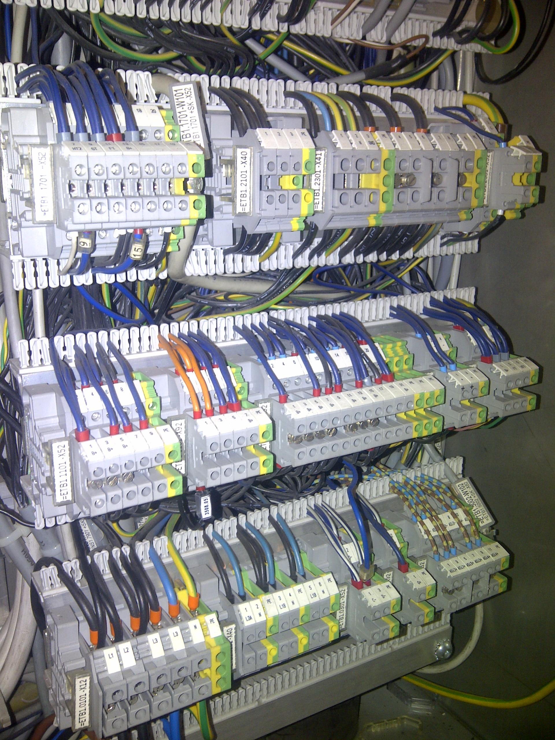 Schemi Elettrici Quadro : Schemi elettrici archivi effeelle
